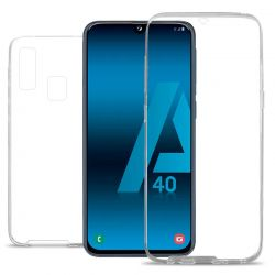 Funda Doble 360 Frontal y Trasera Sin Puntos - Samsung Galaxy A40