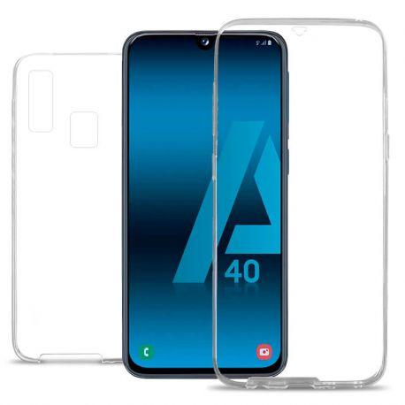 b9772603fb8 Funda Doble 360 Frontal y Trasera Sin Puntos - Samsung Galaxy A40