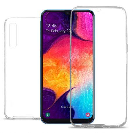 6b2b12ee3d1 Funda Doble 360 Frontal y Trasera Sin Puntos Samsung Galaxy A50 / A30