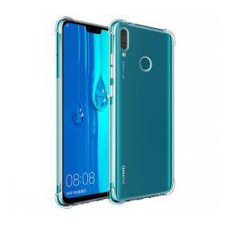 Funda de Silicona Transparente Antigolpe - Huawei Y7 2019