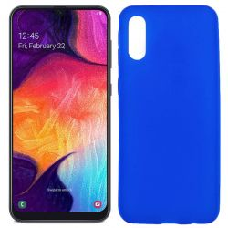 Funda TPU Mate Lisa Samsung Galaxy A50 Silicona Flexible Azul
