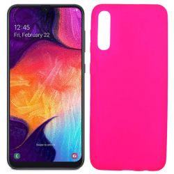 Funda TPU Mate Lisa Samsung Galaxy A50 Silicona Flexible Rosa