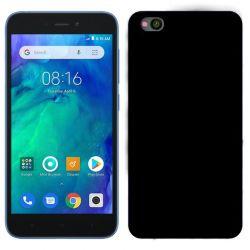 Funda silicona negro Xiaomi Redmi Go