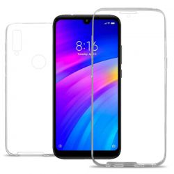 Funda Doble 360 Frontal y Trasera Sin Puntos - Xiaomi Redmi 7