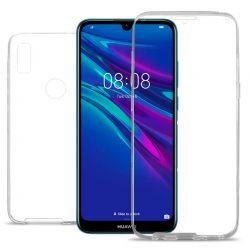 Funda Doble Cara 360 Frontal y Trasera Sin Puntos - Huawei Y6 2019
