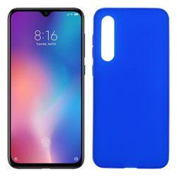 Funda de TPU Mate Lisa para Xiaomi Mi 9 SE Silicona Flexible Azul
