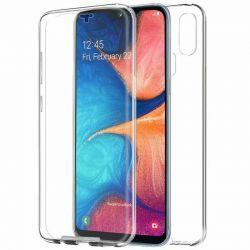 Funda Doble 360 Frontal y Trasera Sin Puntos - Samsung Galaxy A20E
