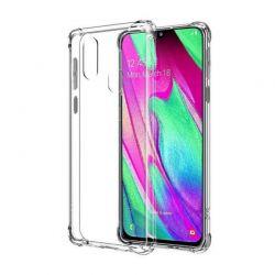 Funda esquinas reforzadas de Silicona - Samsung Galaxy A40