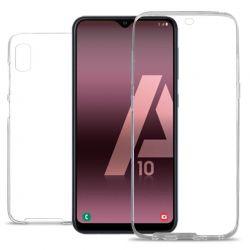 Funda Doble 360 Delantera y Trasera Sin Puntos - Samsung Galaxy A10