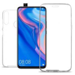 Funda TPU Doble 360 Frontal Trasera Sin Puntos Huawei P Smart Z