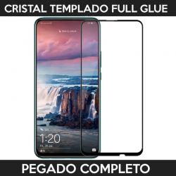 Protector pantalla con adhesivo y pegado completo - Huawei P Smart Z Negro