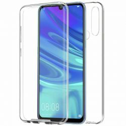 Funda TPU Doble 360 Frontal Trasera Sin Puntos Huawei P Smart Plus 2019