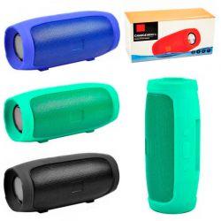 Altavoz Bluetooth Charge Mini 3+ con Ranura Micro SD, USB y Radio