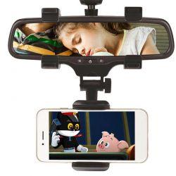Soporte Universal de Smartphone para espejo retrovisor de coche