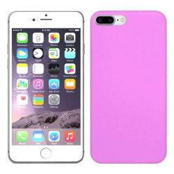 Funda de TPU Mate Lisa para iPhone 7 Plus / iPhone 8 Plus Silicona Rosa