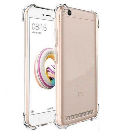 Funda Antishock de silicona Xiaomi Redmi Go