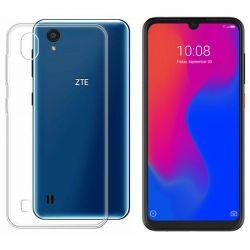 Funda Silicona Transparente ZTE Blade A7 2019