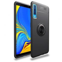Funda magnética con soporte de anillo para Samsung Galaxy A20E