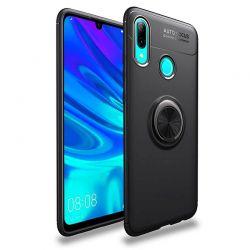 Funda magnética con soporte de anillo para Huawei P Smart 2019