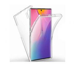 Funda Doble Frontal y Trasera Sin Puntos - Samsung Galaxy Note 10 Plus