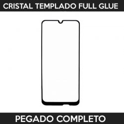 Protector pantalla Full Glue Huawei P Smart Plus 2019 Negro