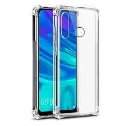 Funda transparente esquinas reforzadas silicona Huawei P Smart Plus 2019