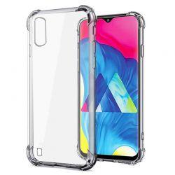 Funda Antishock Silicona Transparente Samsung Galaxy A10