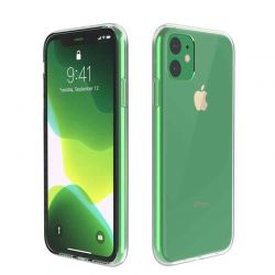 Funda de TPU Silicona Transparente para iPhone 11