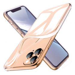 Funda de Silicona Transparente para iPhone 11 Pro Max