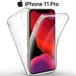 Funda Doble Cara 360 Completa Sin Puntos - iPhone 11 Pro
