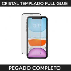 Protector pantalla con adhesivo y pegado completo - iPhone 11