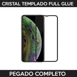 Protector pantalla con adhesivo y pegado completo - iPhone 11 Pro Max