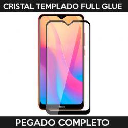 Protector pantalla Cristal Templado Full Glue Xiaomi Redmi 8 / 8A