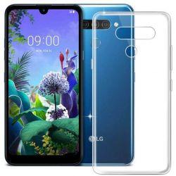 Funda de silicona transparente para LG K50S