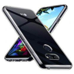 Funda de silicona transparente para LG K40S