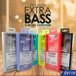 Auriculares intrauditivos con micrófono y manos libres EV110