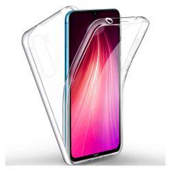 Funda Doble Cara Completa 360 Sin Puntos para Xiaomi Redmi Note 8