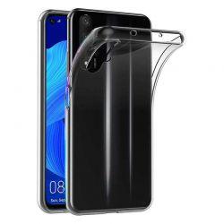 Funda de silicona transparente para Huawei Nova 5T / Honor 20