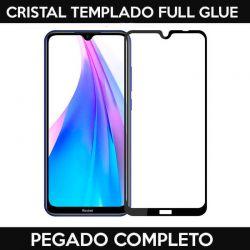 Protector pantalla Cristal Templado Full Glue Xiaomi Redmi Note 8T Negro