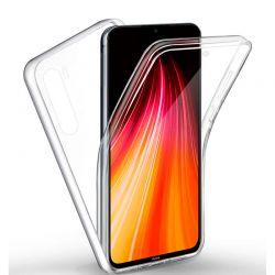 Funda Doble Cara Completa 360 Sin Puntos para Xiaomi Redmi Note 8T