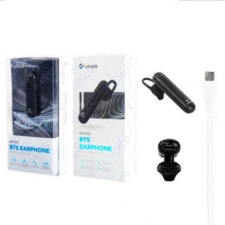 Auricular Bluetooth 4.2 Unico con función Manos Libres