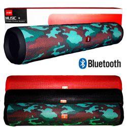 Altavoz Bluetooth A189 Music + tubular, tipo Barra de sonido