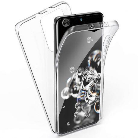 Funda 360 Doble Cara Completa Sin Puntos para Samsung Galaxy S20 Ultra