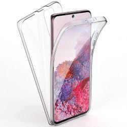 Funda 360 Doble Cara Completa Sin Puntos para Samsung Galaxy S20