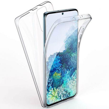 Funda 360 Doble Cara Completa Sin Puntos para Samsung Galaxy S20 Plus