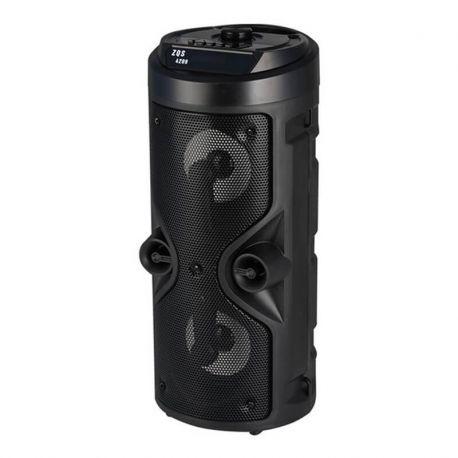 Altavoz Bluetooth ZQS-4209 de Torre con Radio FM, USB y 12W