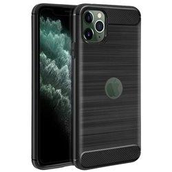 Funda Silicona diseño fibra de carbono - iPhone 11 Pro