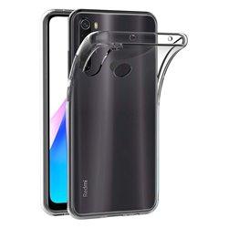 Funda Silicona Transparente para Xiaomi Redmi Note 8T