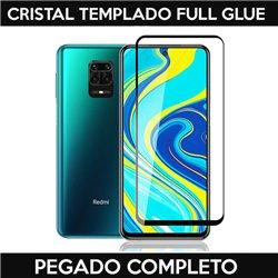 Protector pantalla Cristal Templado Full Glue Xiaomi Redmi Note 9S