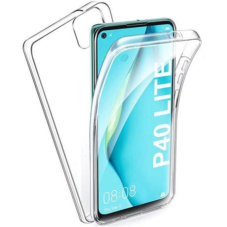Funda Doble Cara Completa 360 Sin Puntos para Huawei P40 Lite